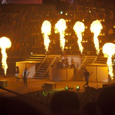 Генератор огня Flame mashineHF210_4