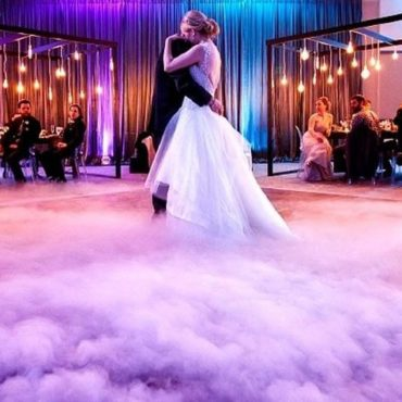 первый танец дым